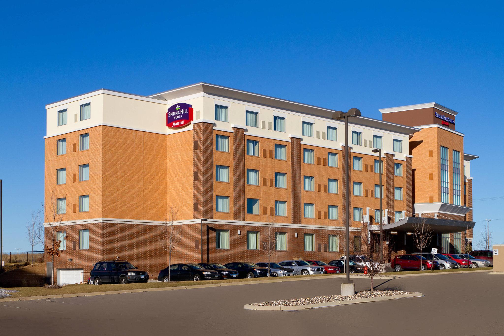 SpringHill Suites Minneapolis St. Paul Airport Mall Of America