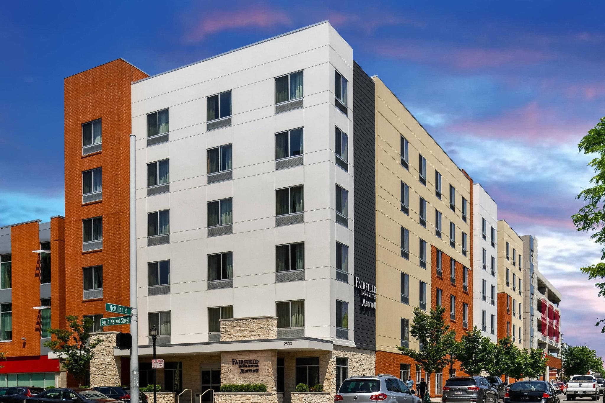 Fairfield Inn And Suites Cincinnati Uptown University Area