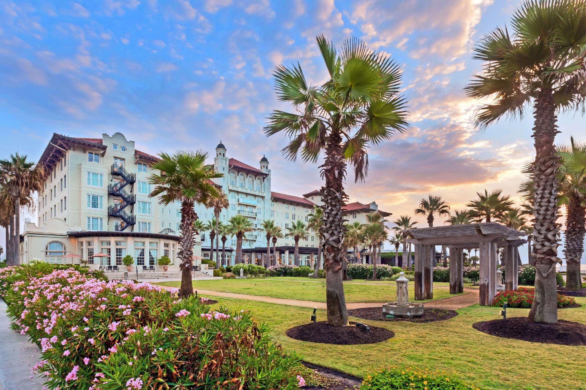 Hotel Galvez And Spa A Wyndham Grand Hotel