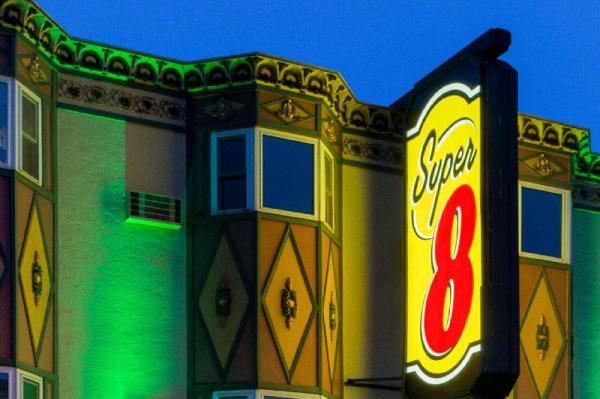 Super 8 By Wyndham San Francisco/Near The Marina San Francisco
