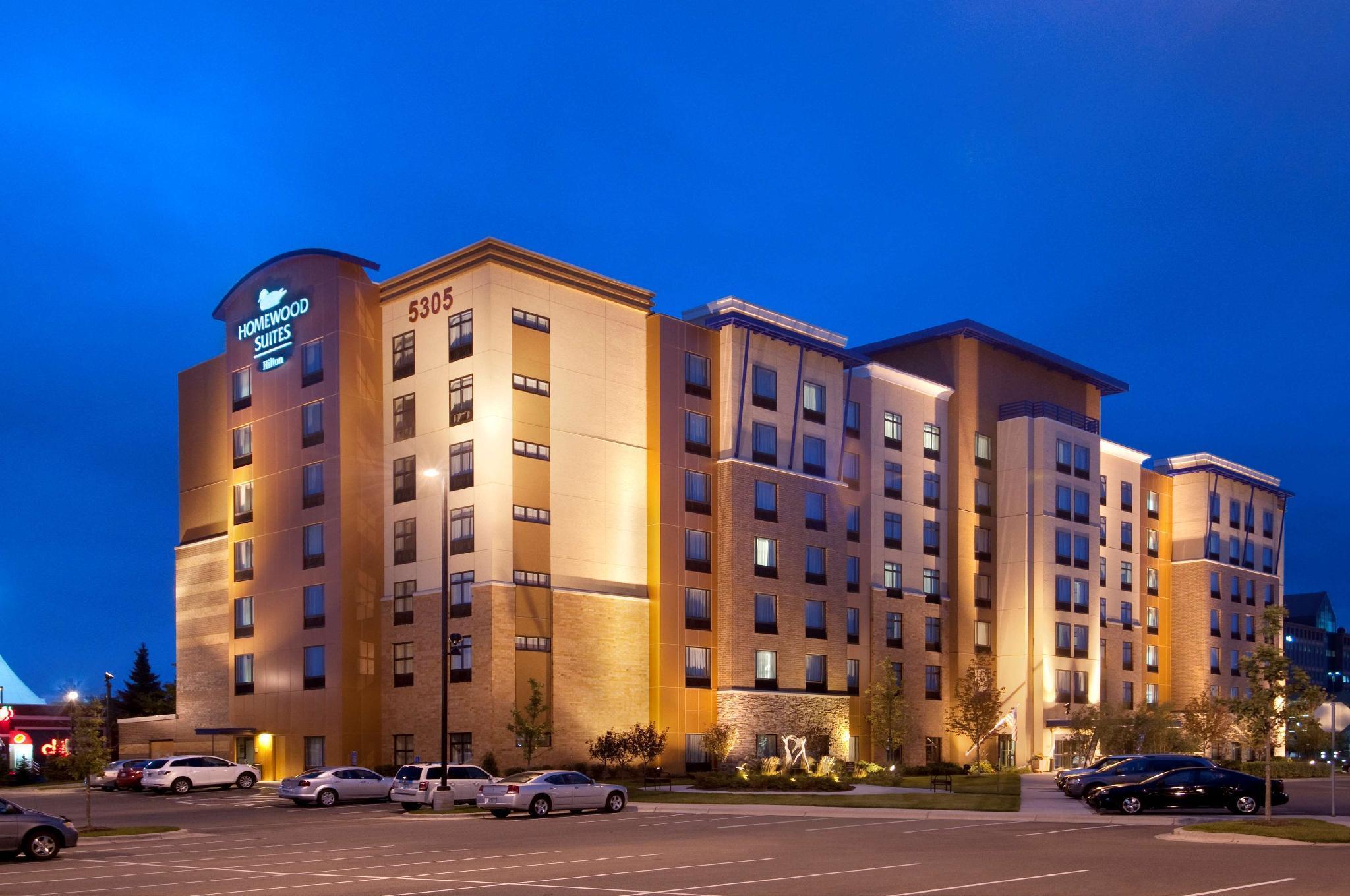 Homewood Suites By Hilton Minneapolis St. Louis Park