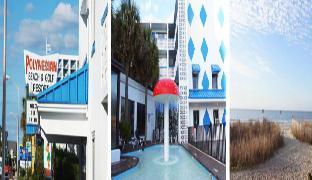 Polynesian Oceanfront Motel Myrtle Beach (SC)
