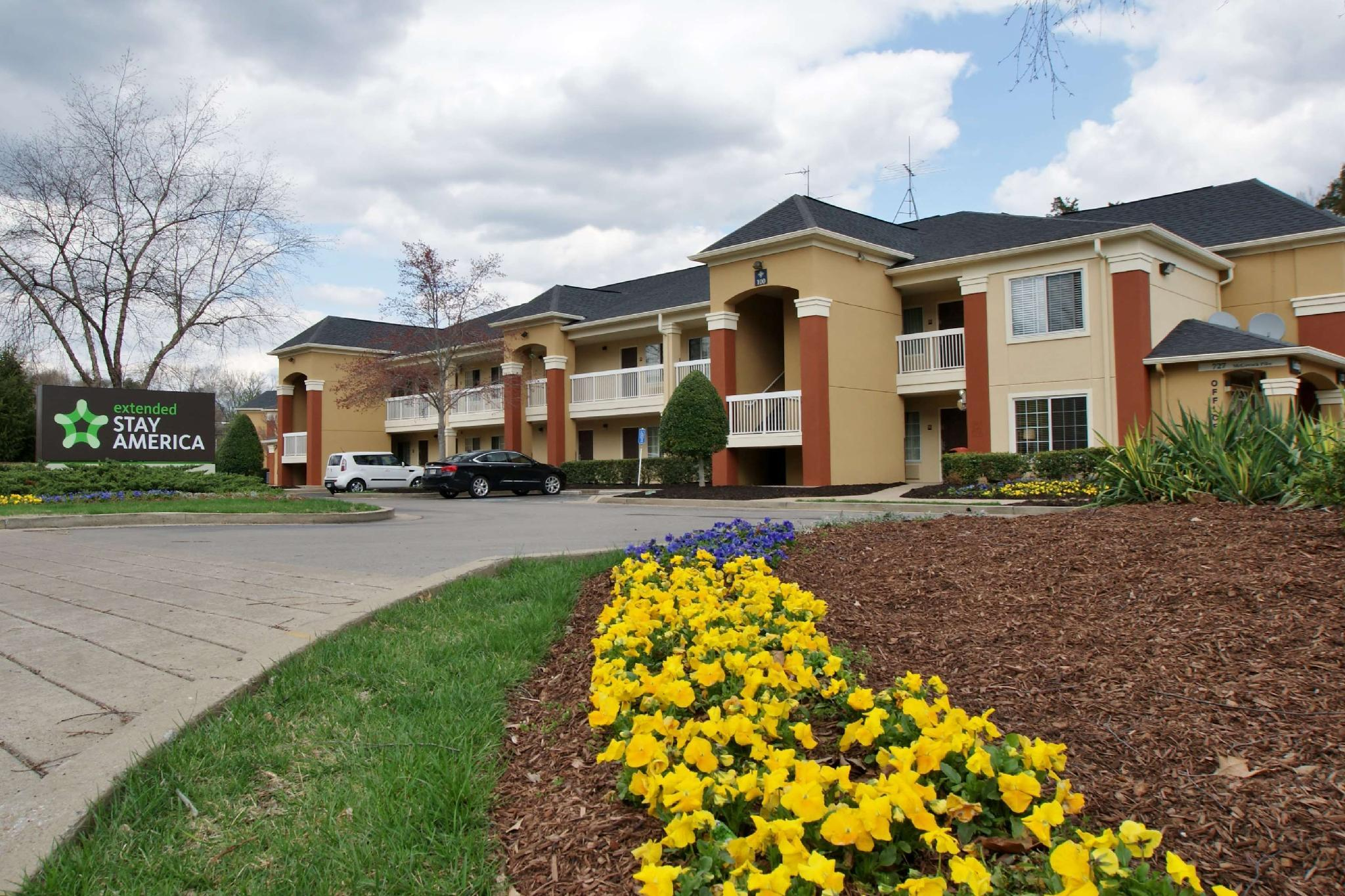 Extended Stay America Nashville Airport Music City