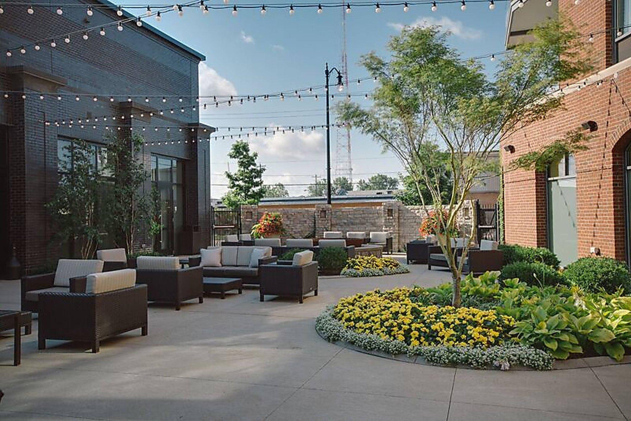 Courtyard Columbus OSU