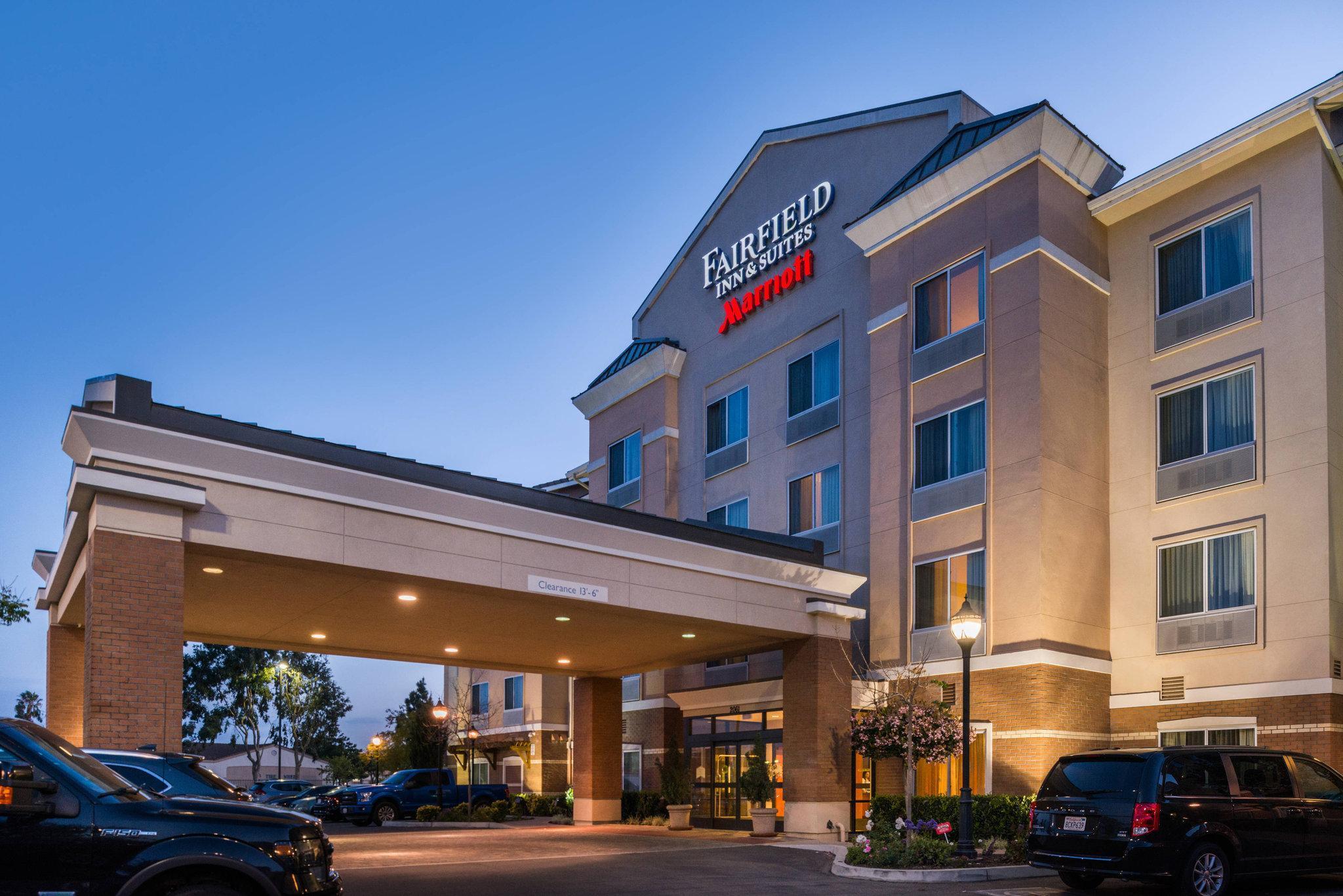 Fairfield Inn And Suites Santa Maria