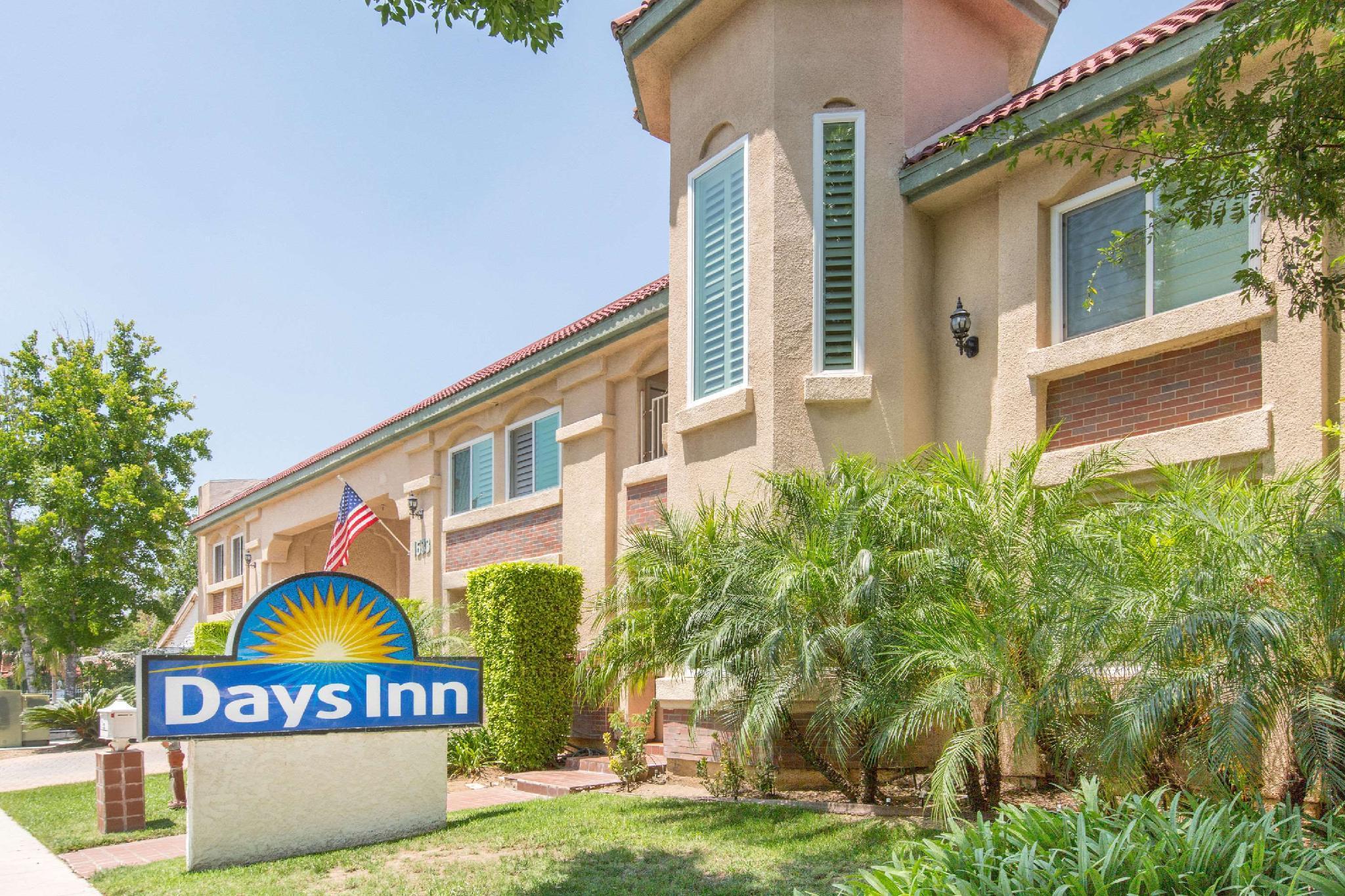Days Inn By Wyndham Near City Of Hope