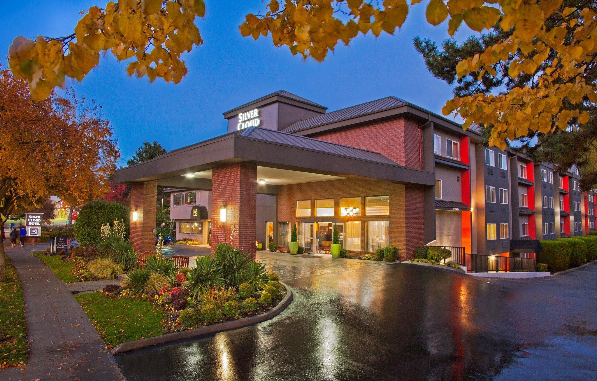 Silver Cloud Hotel   Seattle University Of Washington District