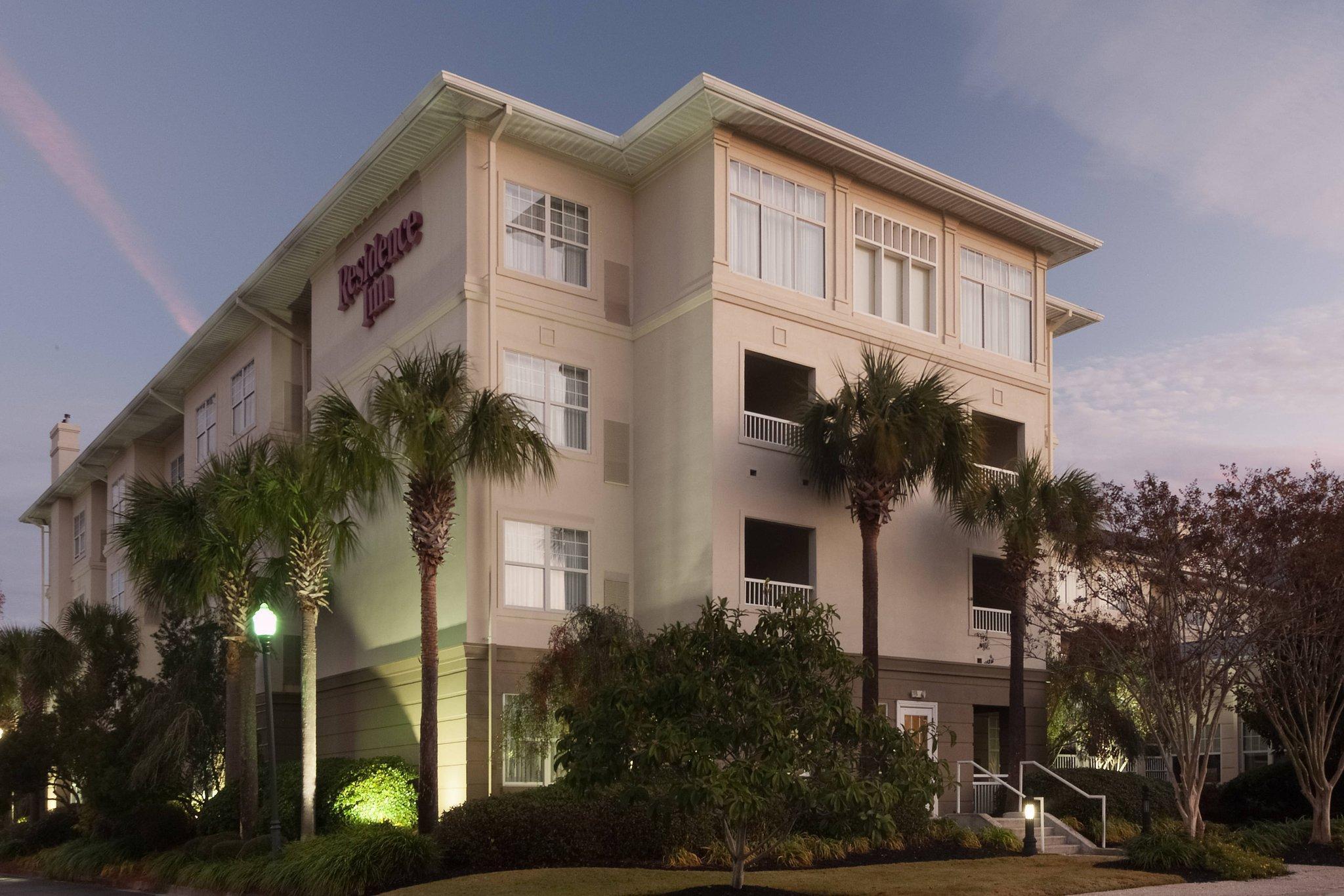 Residence Inn Charleston Downtown Riverview
