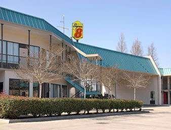 Super 8 By Wyndham Port Allen W Baton Rouge