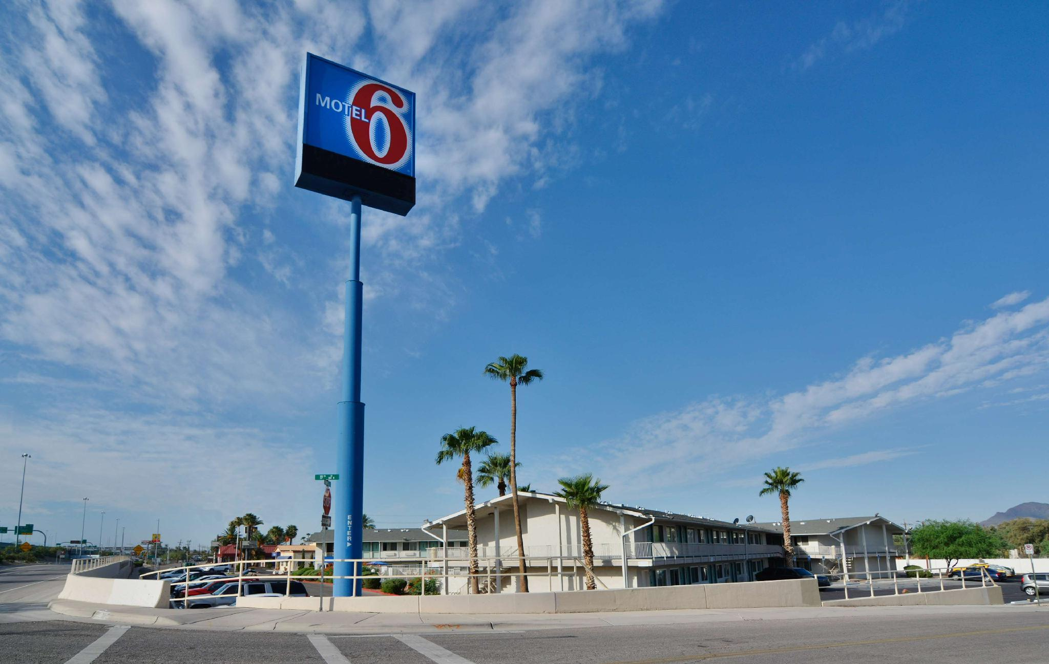 Motel 6 Tucson   Congress Street