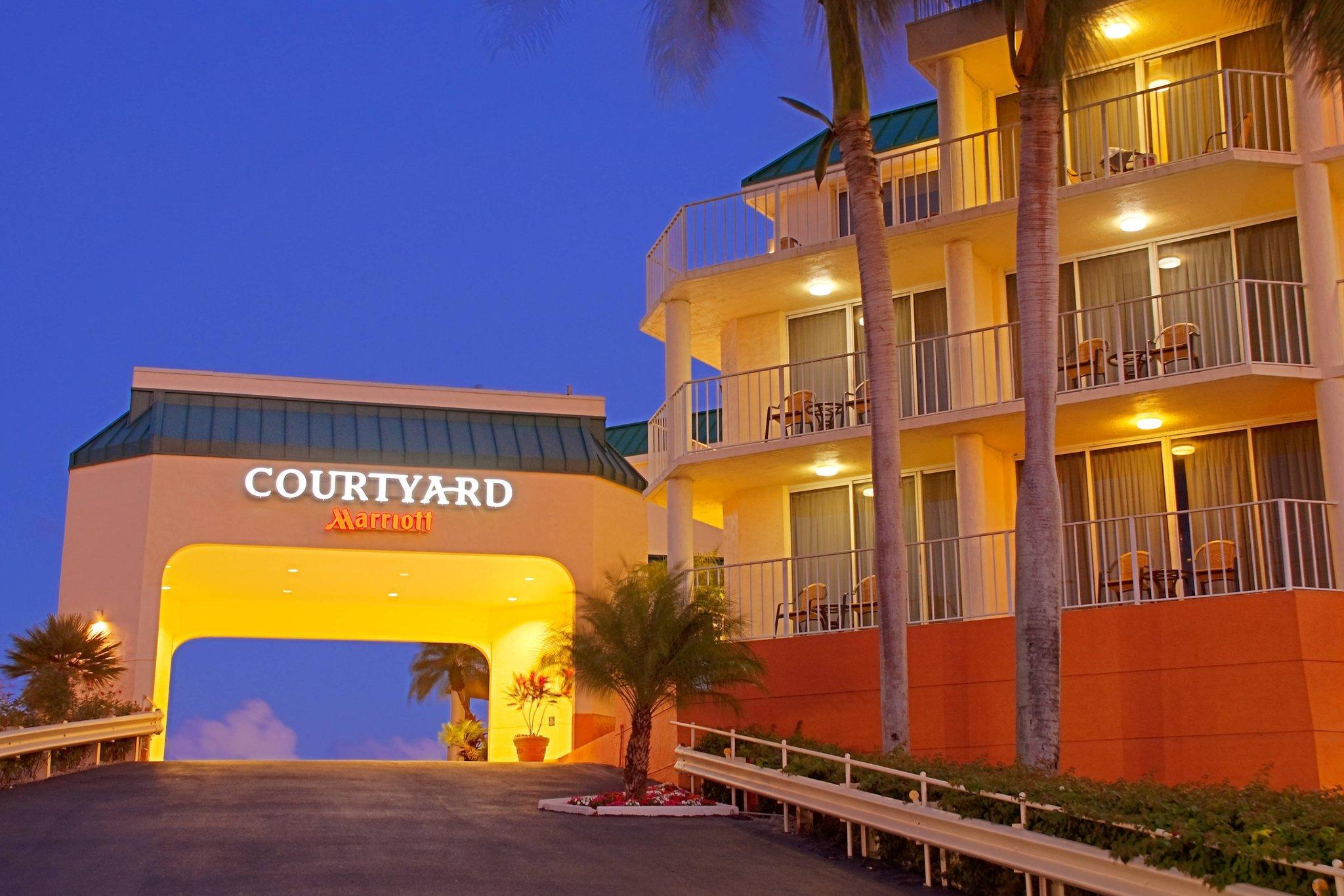 Courtyard Key Largo