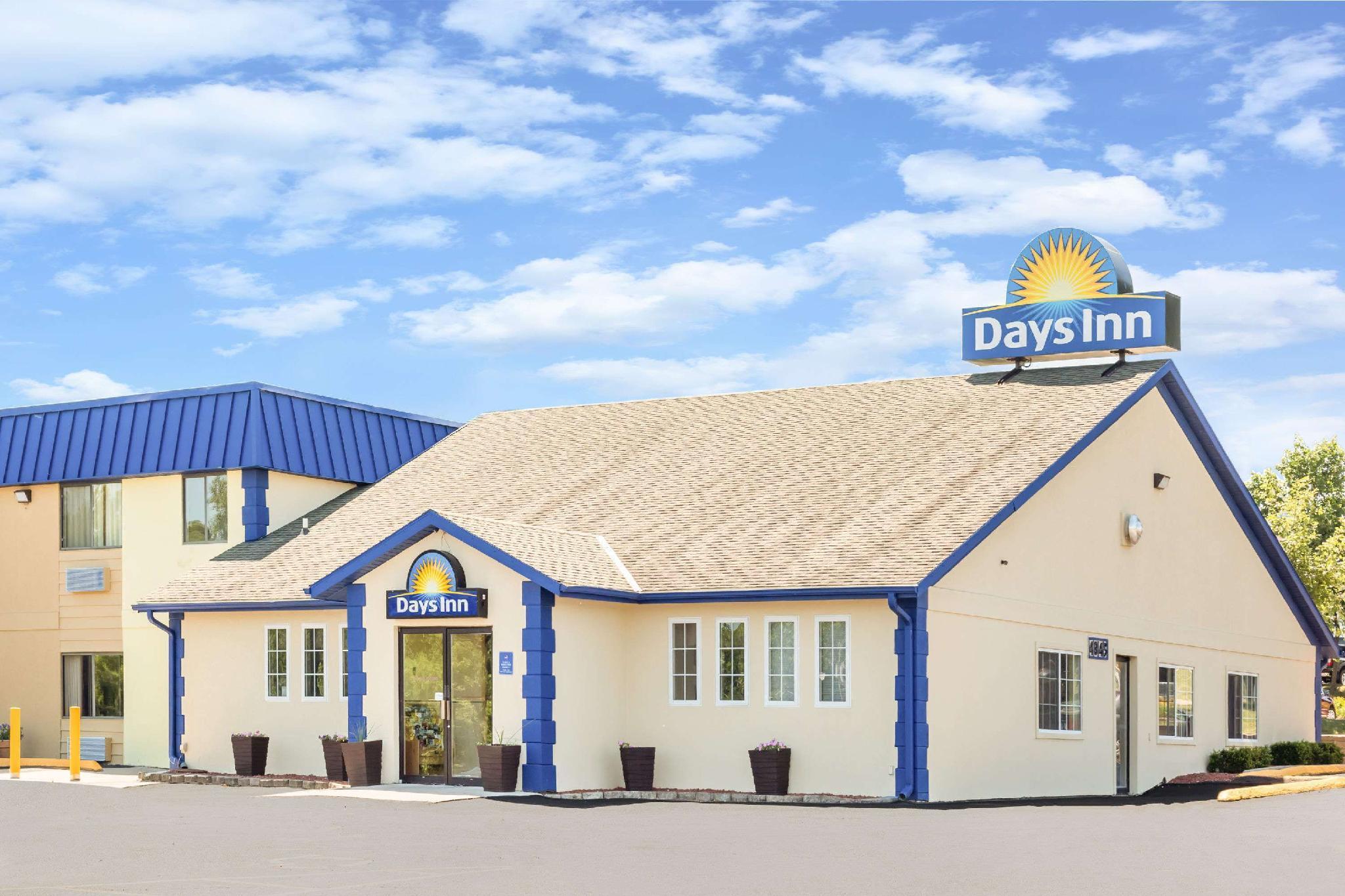 Days Inn By Wyndham Des Moines Merle Hay