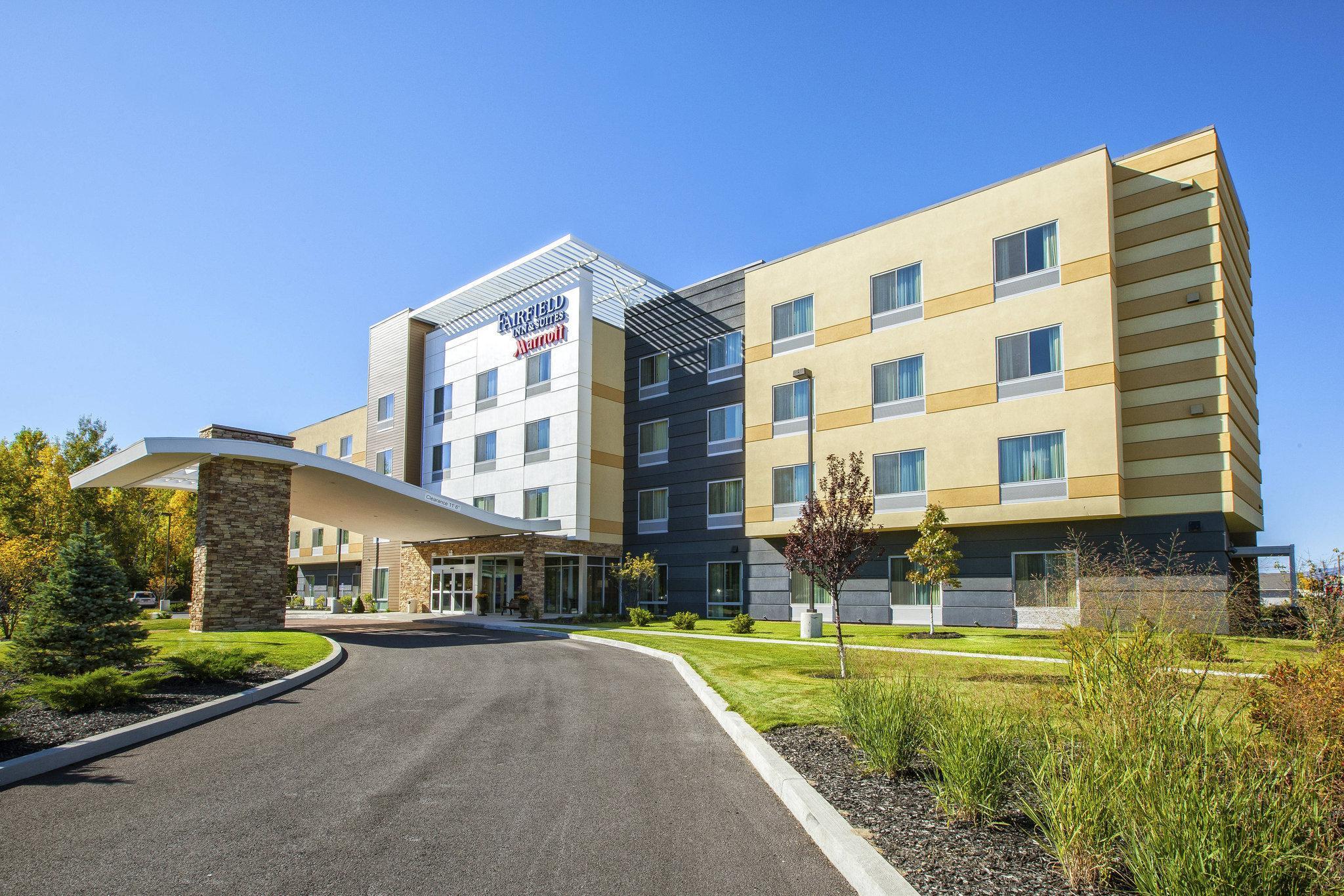 Fairfield Inn And Suites Plattsburgh