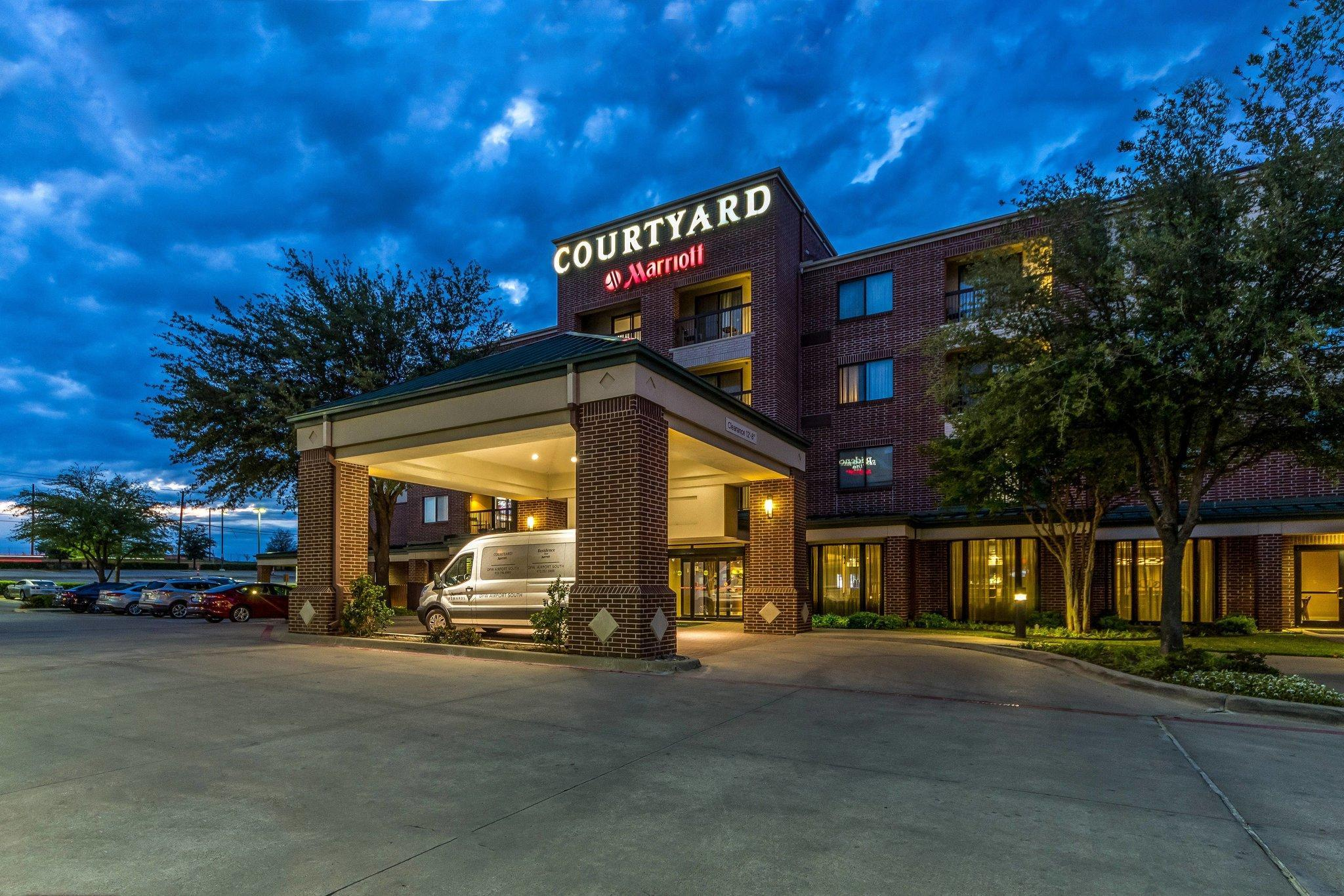 Courtyard Dallas DFW Airport South Irving