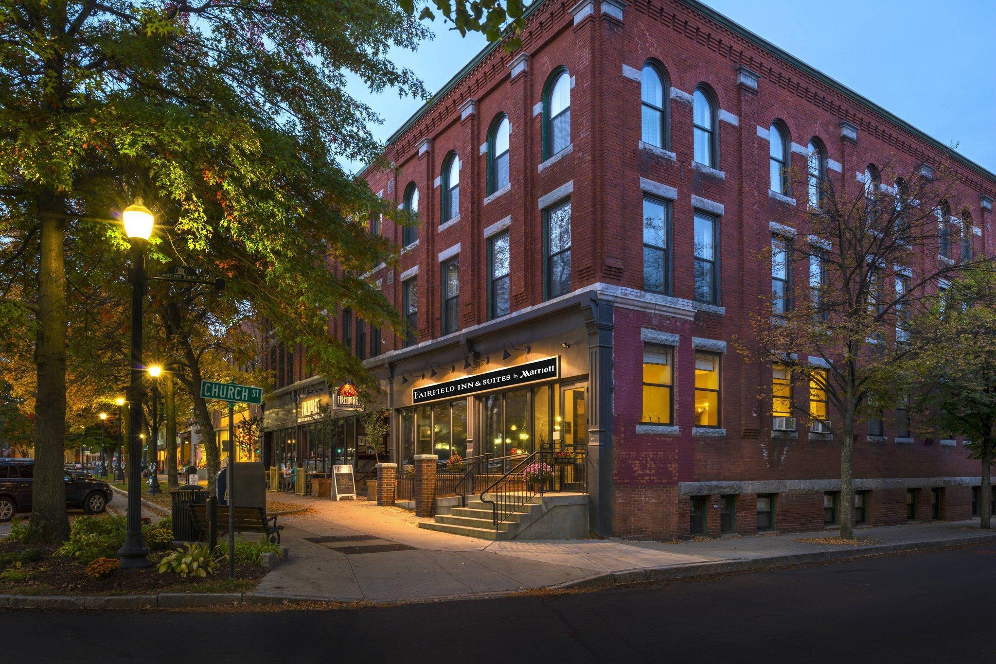 Fairfield Inn And Suites Keene Downtown