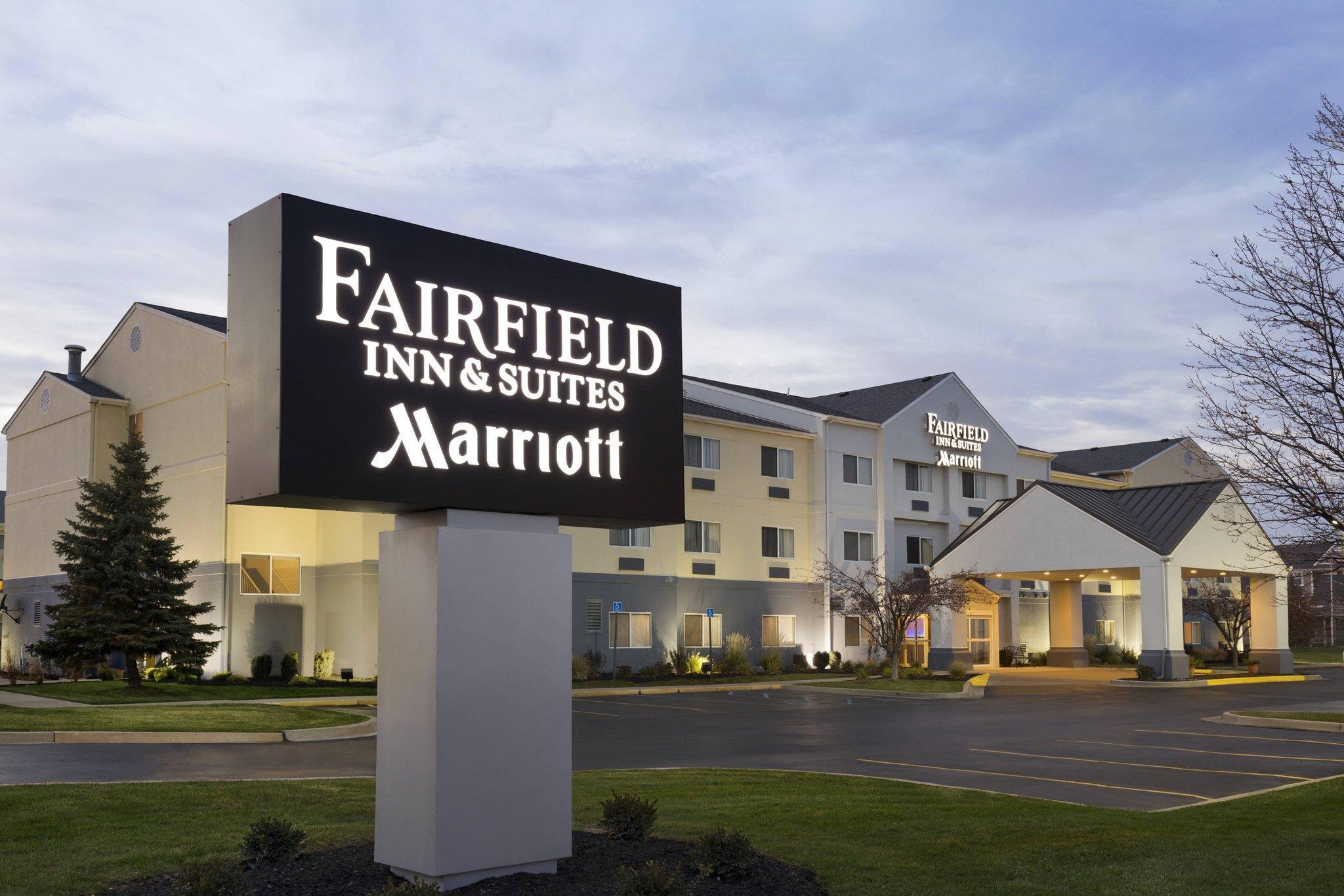 Fairfield Inn And Suites Saginaw