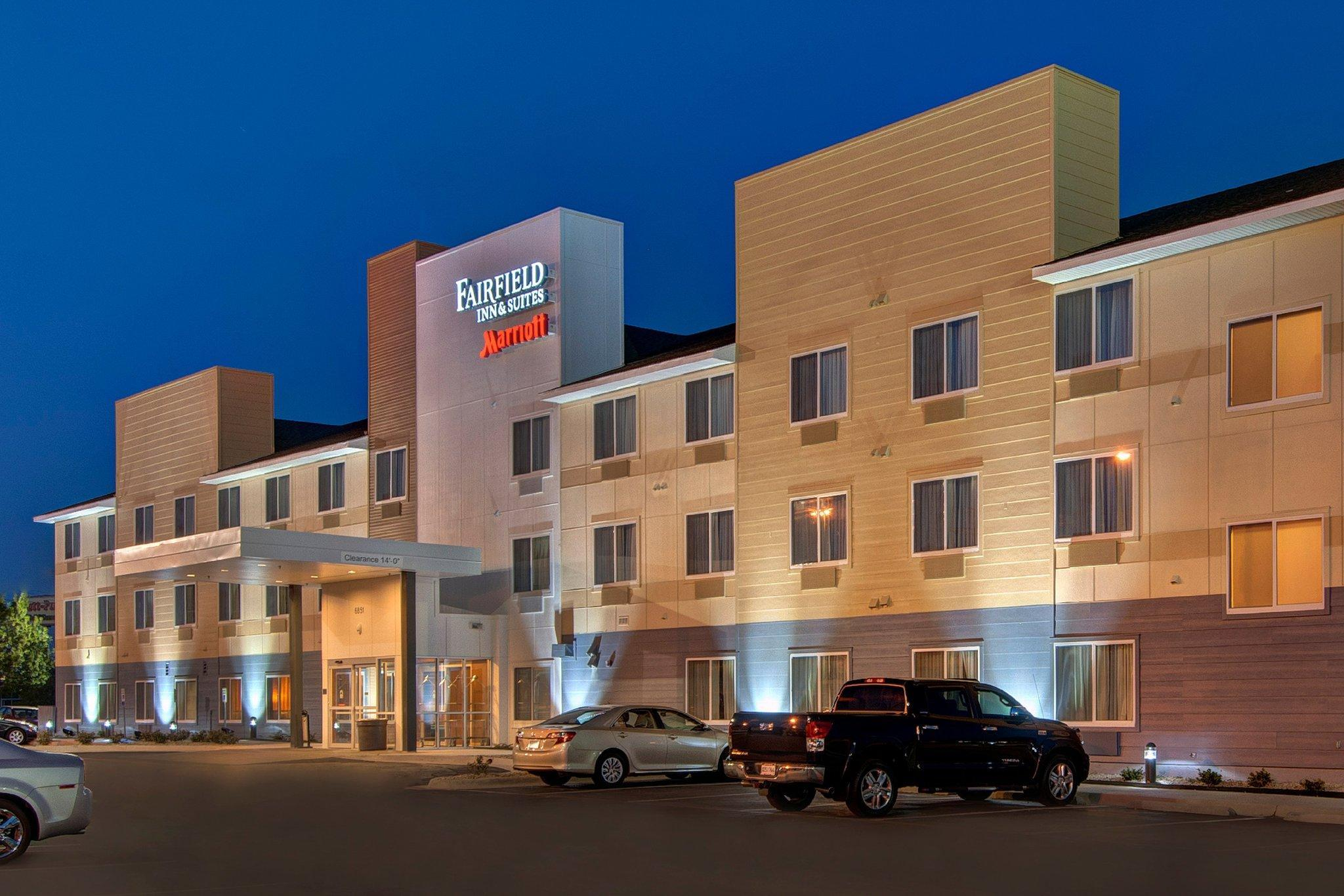 Fairfield Inn And Suites Fort Worth I 30 West Near NAS JRB