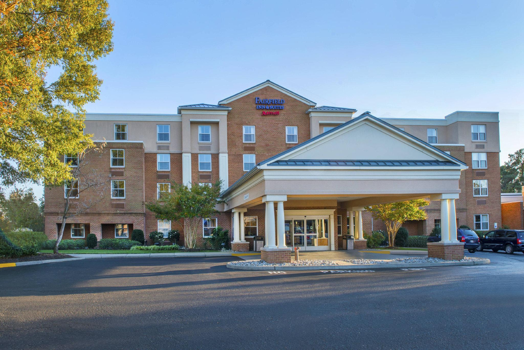 Fairfield Inn And Suites Williamsburg