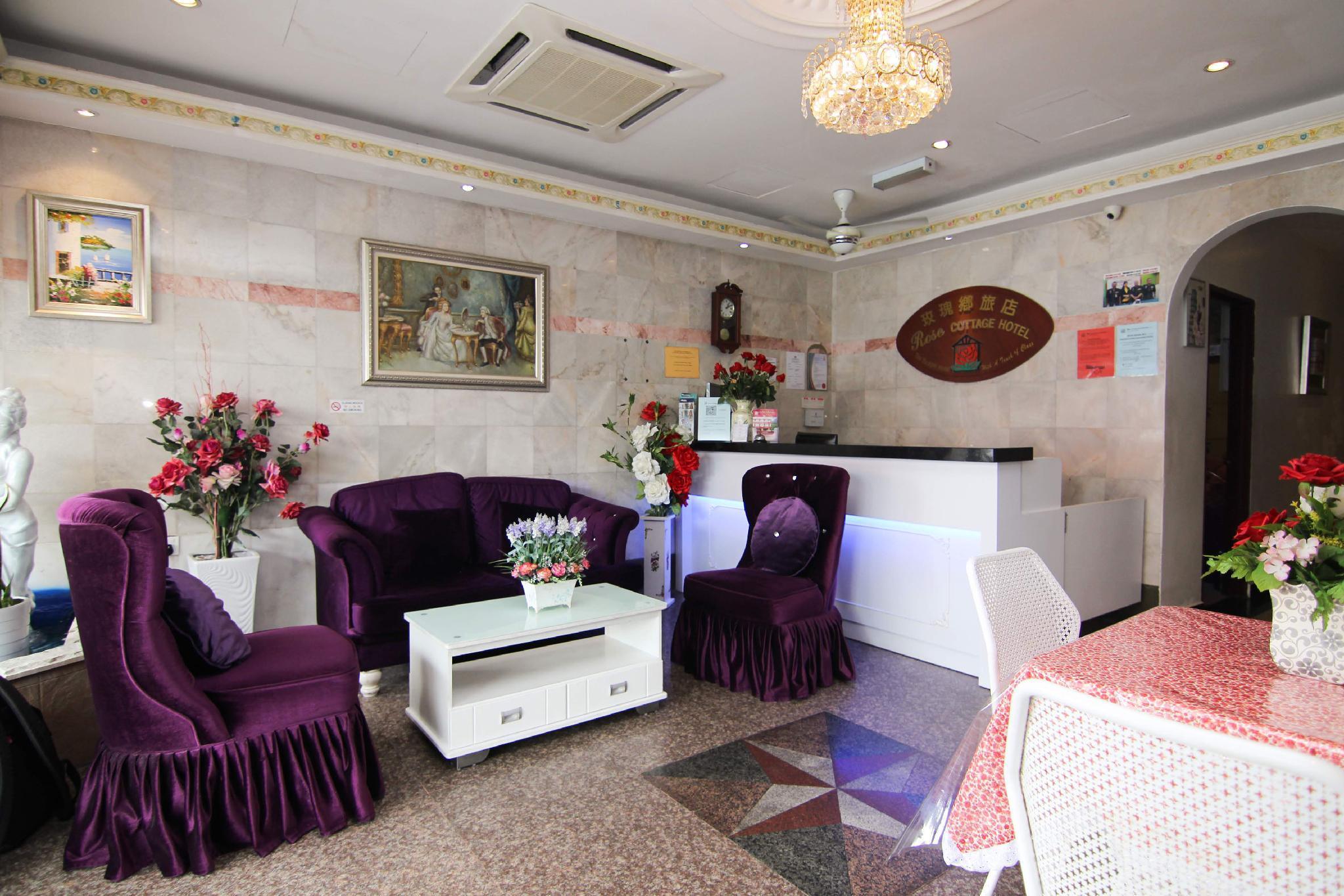 Rose Cottage Hotel Taman Johor Jaya
