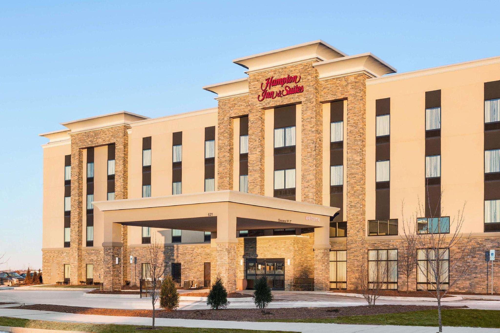 Hampton Inn And Suites Minooka IL