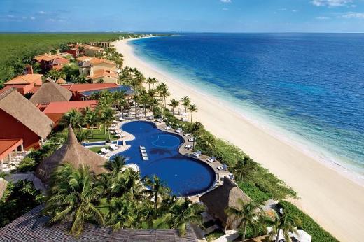 Zoetry Paraiso De La Bonita Riviera Maya - All Inclusive