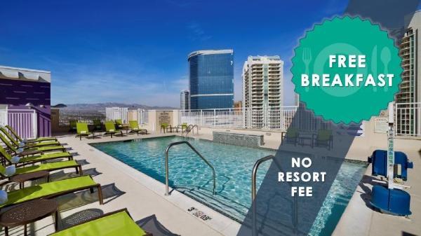 Springhill Suites by Marriott Las Vegas Convention Center Las Vegas