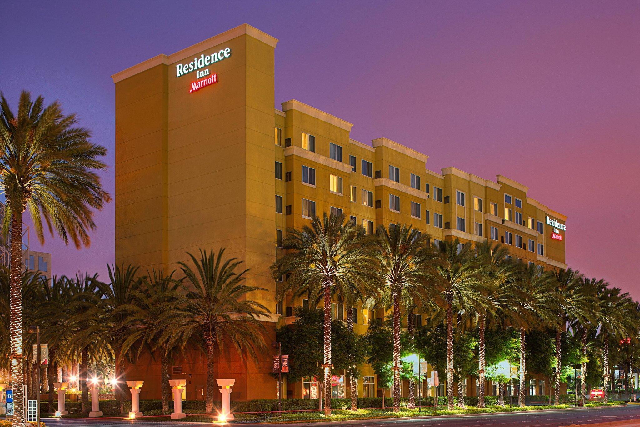 Residence Inn Anaheim Resort Area Garden Grove