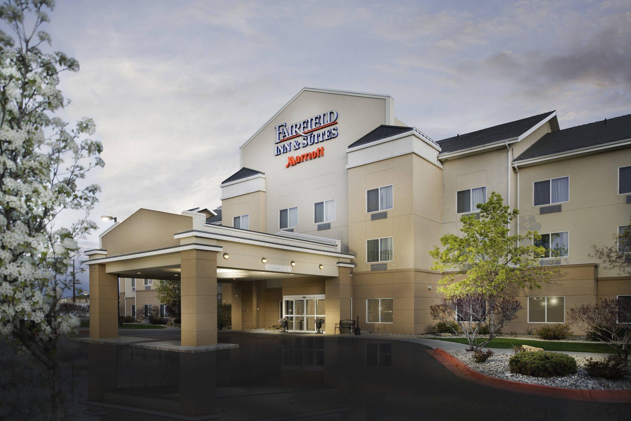 Fairfield Inn And Suites Idaho Falls