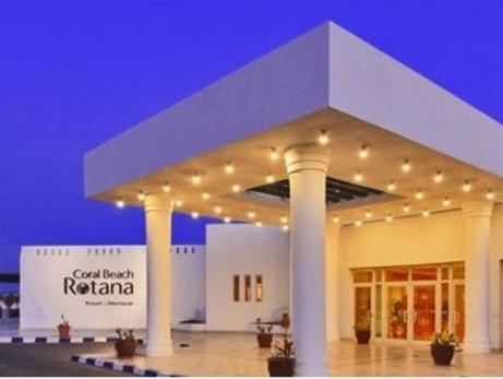 Coral Beach Resort Montazah  Ex. Rotana