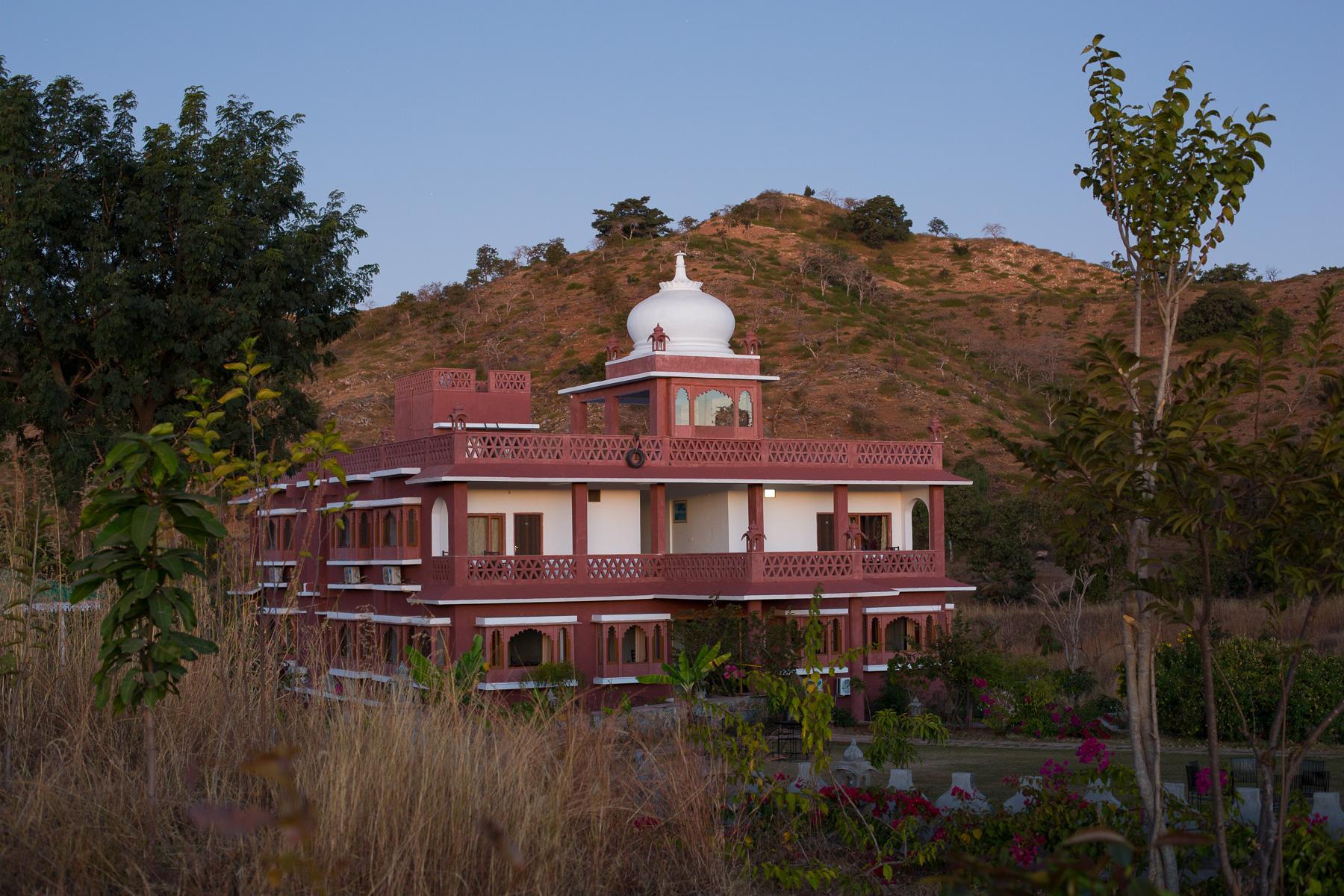 The Kumbhalmer Resort & Spa