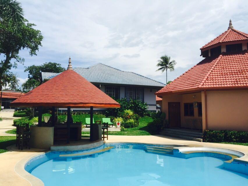 Happy Elephant Resort แฮปปี้ อีเลเฟ่น รีสอร์ท