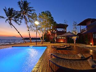 ザ ブルー スカイ リゾート @ コ パヤム The Blue Sky Resort@ Koh Payam