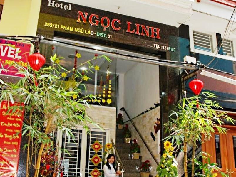 Ngoc Linh Hotel Saigon