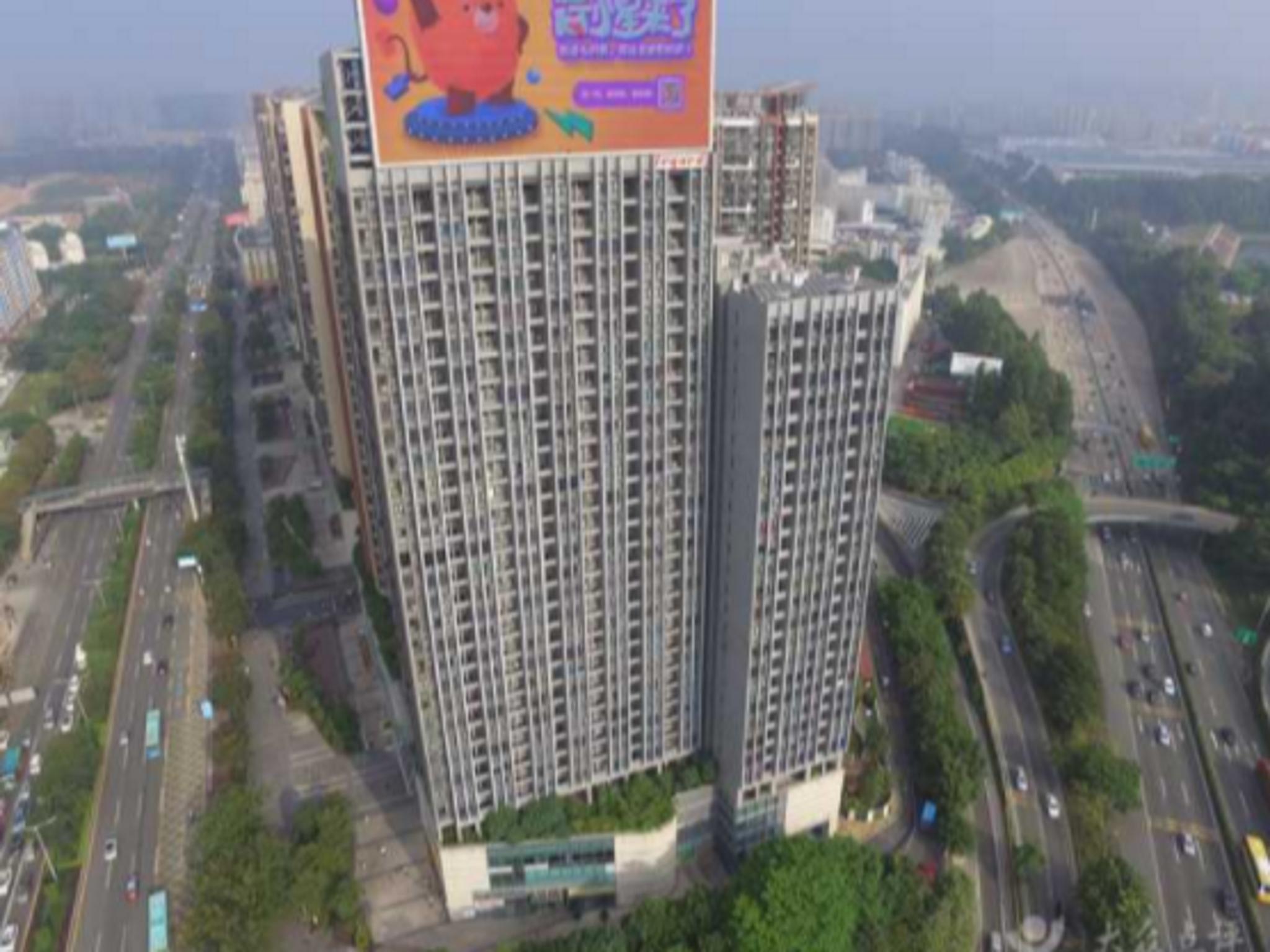 Wanju Hotel Shenzhen North Railway Station Coco City Branch