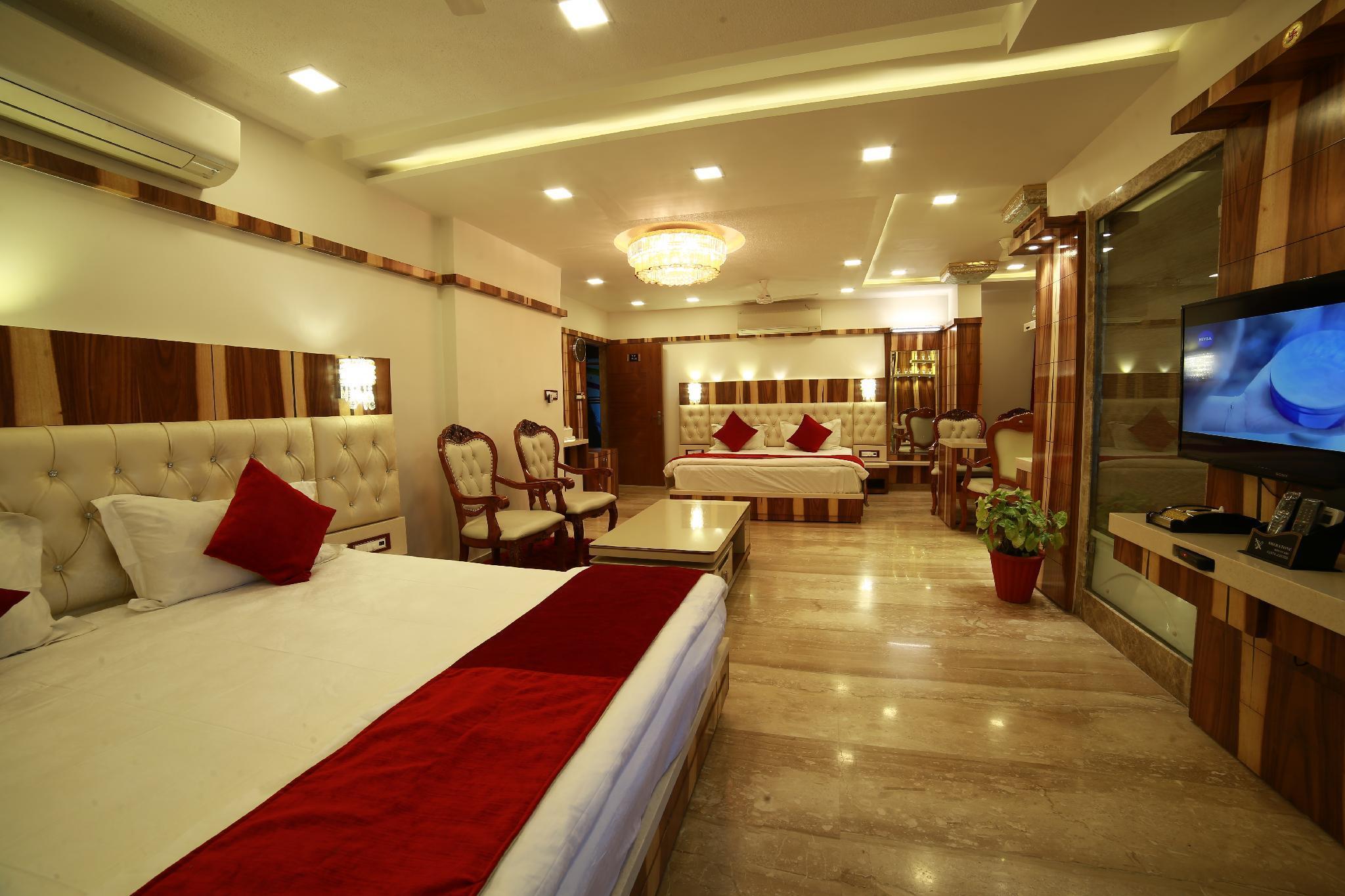 Sheratone A Luxury Hotel Mount Abu
