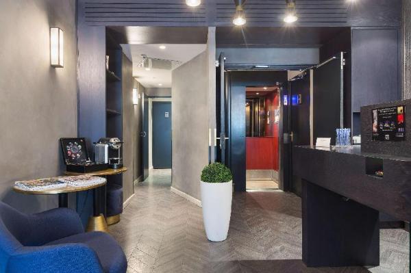 Best Western Hotel Ohm by HappyCulture Paris