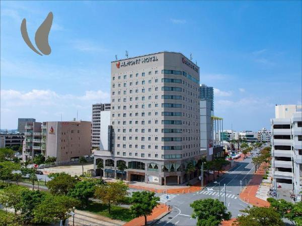 Almont Hotel Naha Omoromachi Okinawa Main island