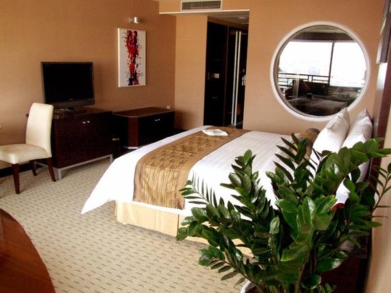 Qingdao Blue Horizon Hotel Laoshan