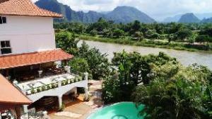 湾萨纳旺威恩酒店 (Vansana Hotel Vang Vieng)
