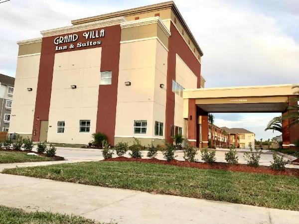 Grand Villa Inn & Suites Westchase Houston
