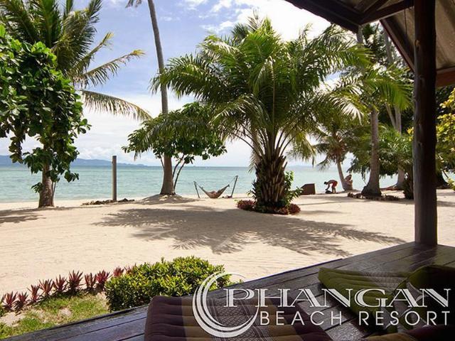 พะงัน บีช รีสอร์ท – Phangan Beach Resort
