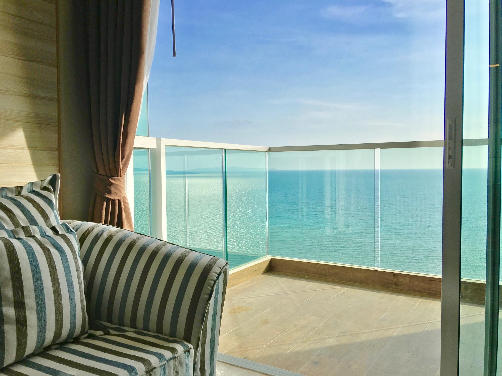 Dasiri Jomtien Beachfront 1BR 27th Floor Jomtien