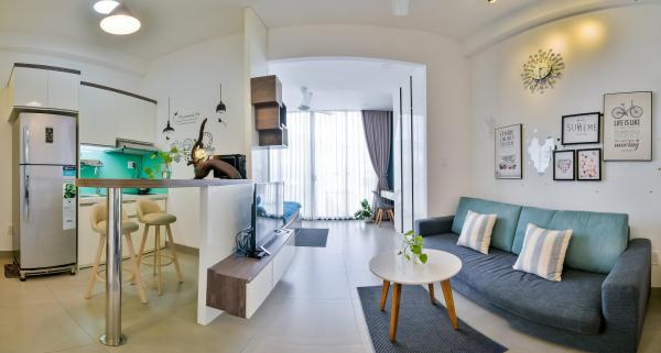 Serviced Apartment 05.02 Thao Dien District 2 Ho Chi Minh City