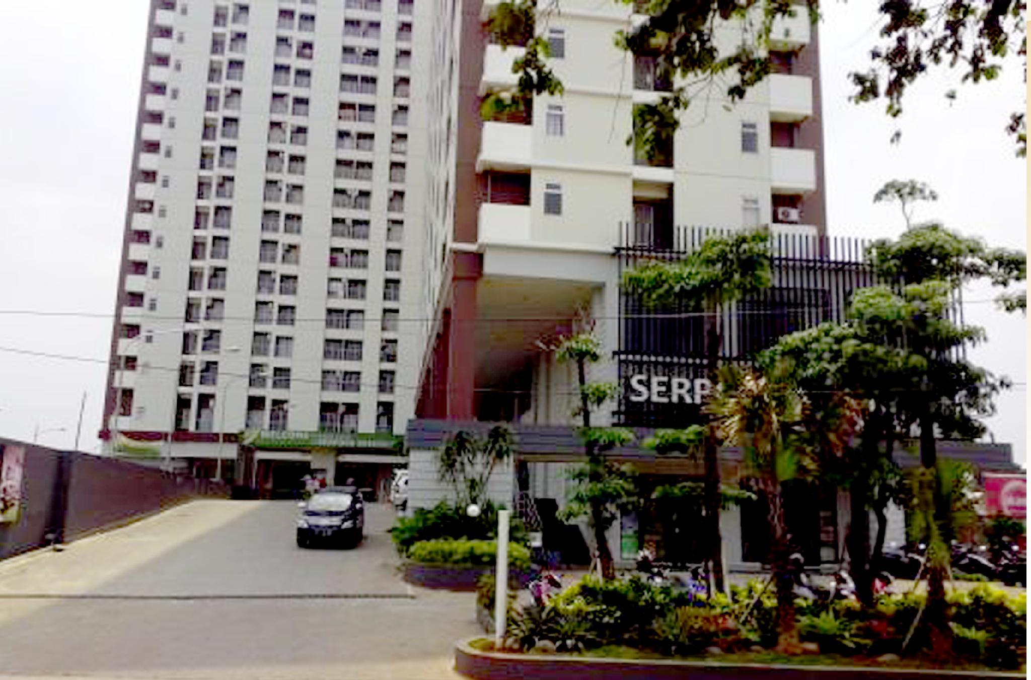 Apartemen Serpong Greenview   Bima Room