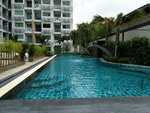 Water Park Condominium by Monica