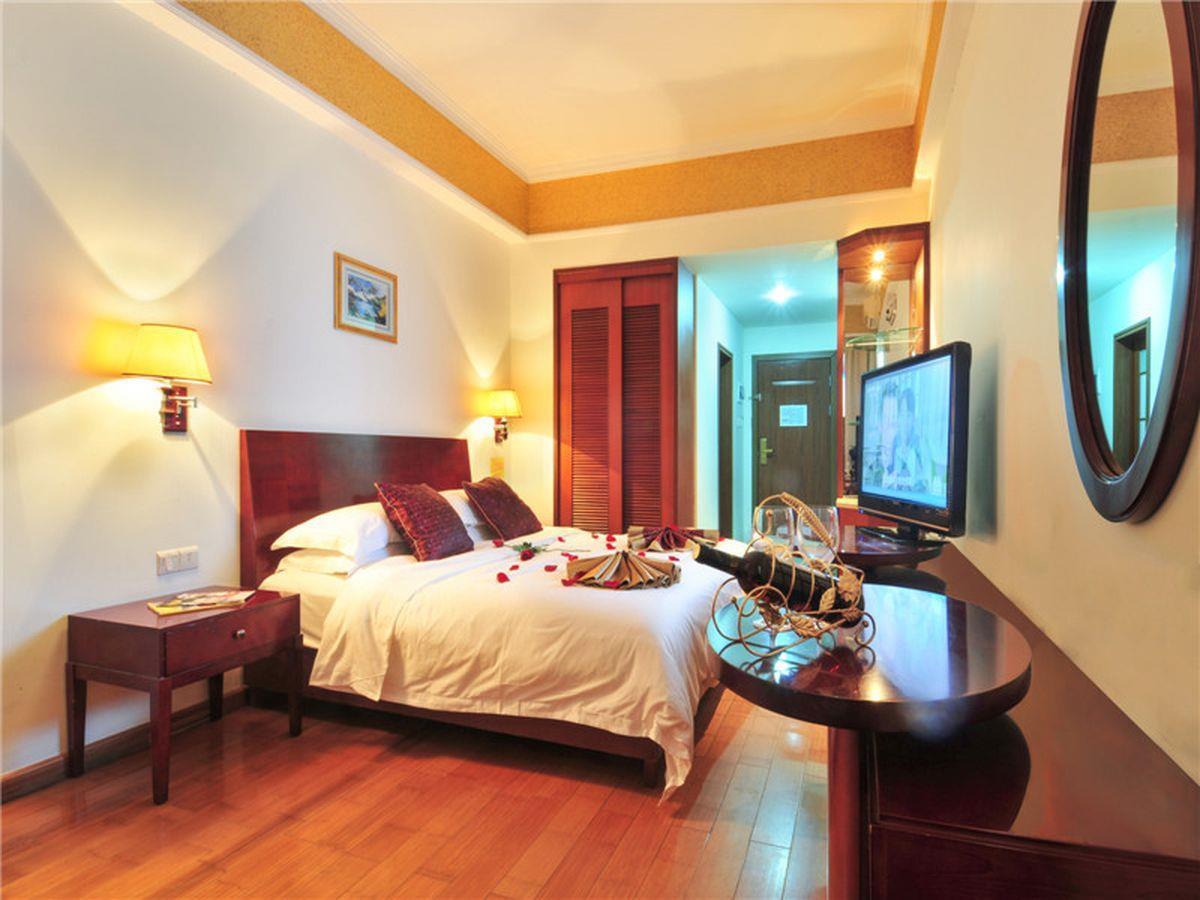 Review Sanya Xinhai Sunshine Hotel