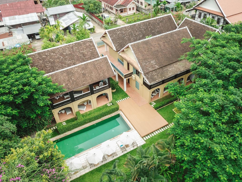 The Apsara Rive Droite Hotel