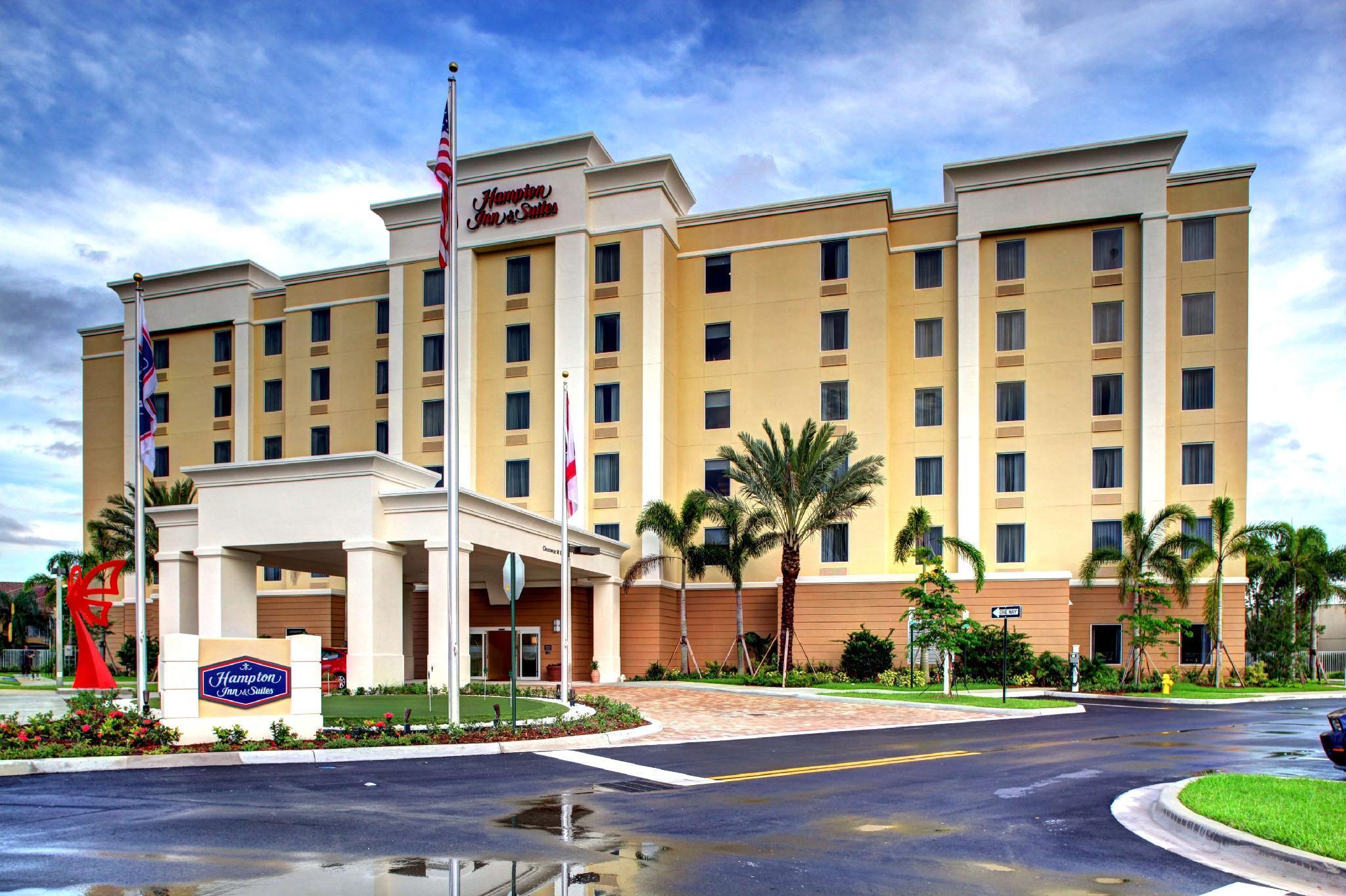 Hampton Inn And Suites Coconut Creek FL