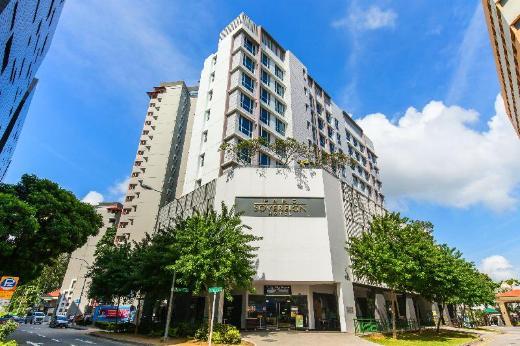 Parc Sovereign Hotel - Albert St