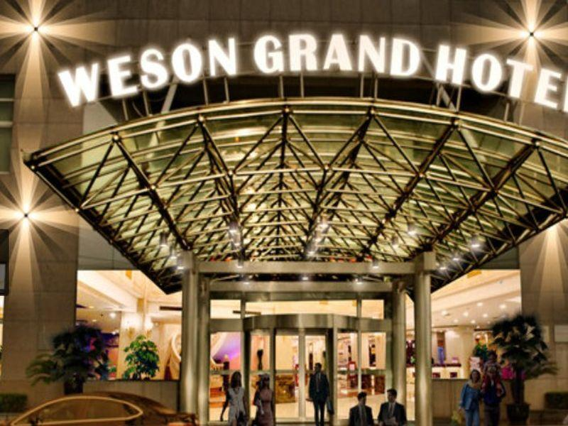 Shanghai Weson Grand Hotel Reviews
